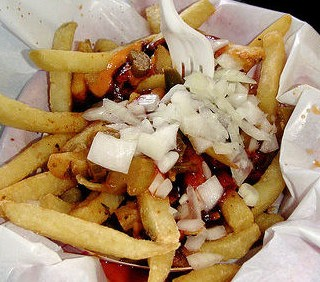 Le patatine fritte non fanno male alla salute