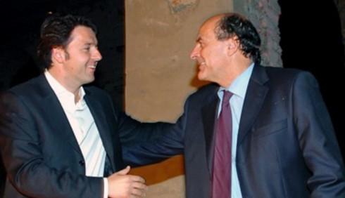 Matteo Renzi e Pier Luigi Bersani: il confronto finale stasera su Rai 1