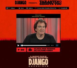 Django Unchained: Quentin Tarantino insegna il western online