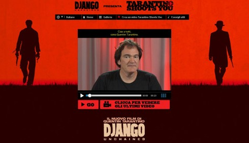 Django Unchained: Quentin Tarantino insegna il western online
