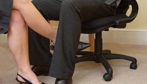 Quando i colleghi di lavoro sono fonte di fantasie erotiche