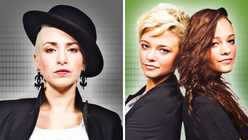 X-Factor 6, eliminate le Donatella e Romina Falconi