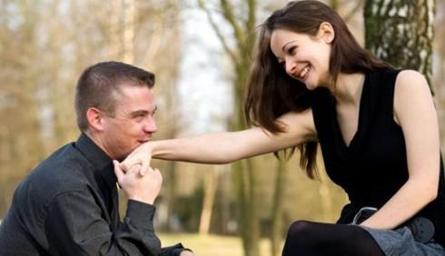 Argomenti tabù con un uomo