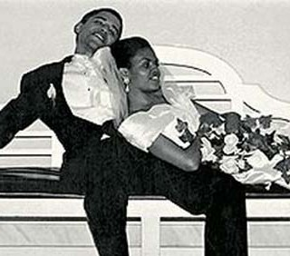 Michelle e Barack Obama, immagini