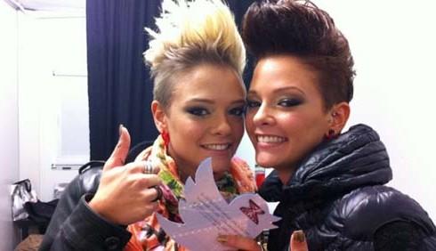 Le Donatella passano da X-Factor a Striscia La Notizia?