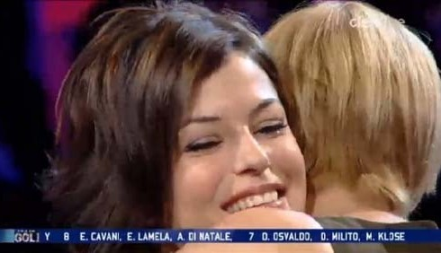 Sara Tommasi, nuova vita da Simona Ventura