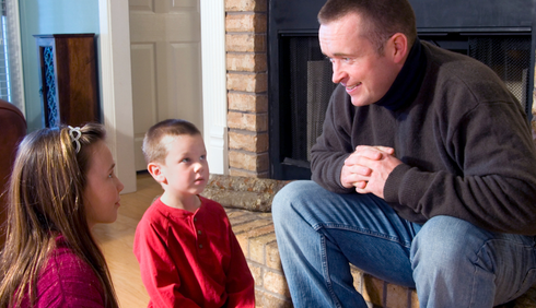 Genitori separati: come fare quando ci si innamora di nuovo?