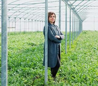 L'agricoltura è sempre più donna