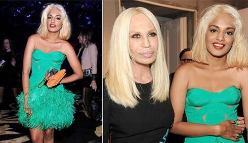 Donatella Versace: collaborazione segreta con M.I.A.?