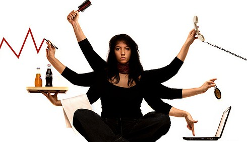 Lavori multitasking: il segreto è l'elasticità