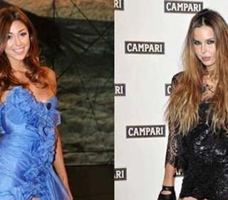 Belen Rodriguez contro Nina Moric a colpi di chirurgo plastico