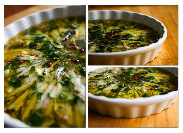 Alici al forno con pomodoro secondo piatto di pesce for Cucinare bietole