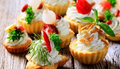 L'antipasto di Capodanno: ricette di stuzzichini