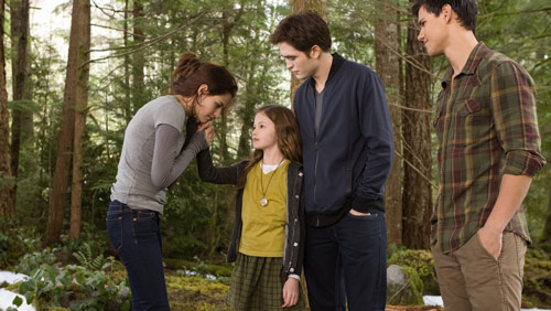 Breaking Dawn Parte 2 ha superato New Moon
