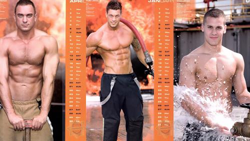 Calendario Pompieri.Calendario 2013 Pompieri Inglesi Diredonna