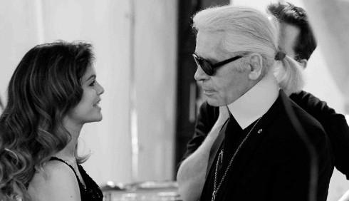 Melissa: nuova collaborazione con Karl Lagerfeld