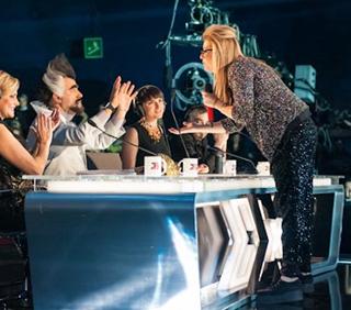 X-Factor 6: eliminata Cixi