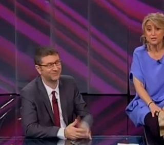 Luciana Littizzetto rischia in Rai per battute su Silvio Berlusconi