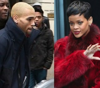 Rihanna depressa per Chris Brown?
