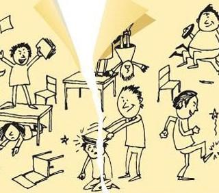 Essere felici a scuola: insegnanti contro il bullismo