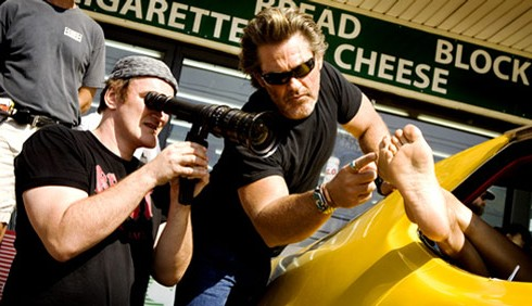 Quentin Tarantino odia A Prova Di Morte