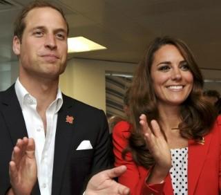 Kate Middleton e il Principe William: storia del 2012