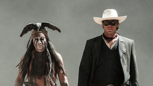 The Lone Ranger, nuovo trailer