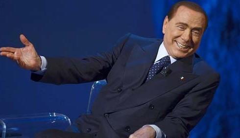 Silvio Berlusconi stasera ospite di Servizio Pubblico