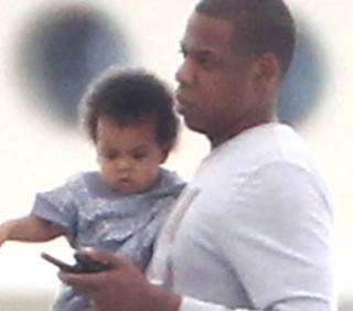 Blue Ivy Carter: un anno in foto