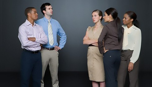 I colleghi di lavoro ti giudicano dal look