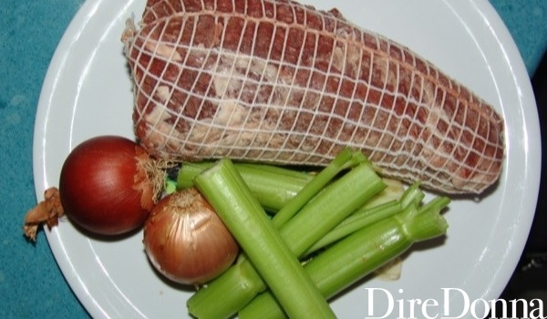 Arrosto e verdure
