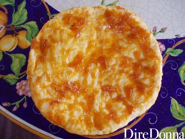 Pasta sfoglia con marmellata