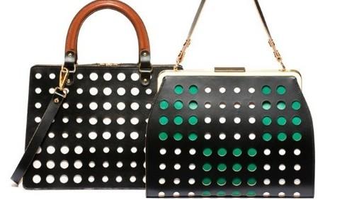 Marni presenta le borse della collezione Polka Dot