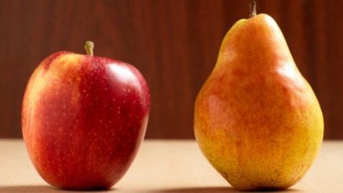 dieta pera e mela