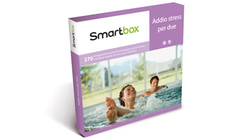 San Valentino: il benessere delle spa in uno Smartbox