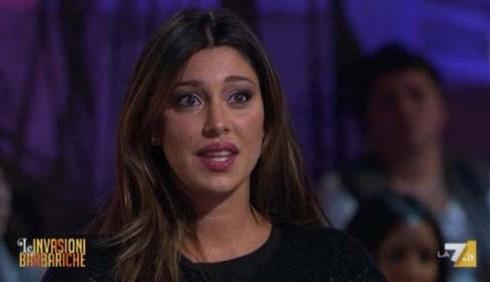 Belen Rodriguez si svela a Daria Bignardi
