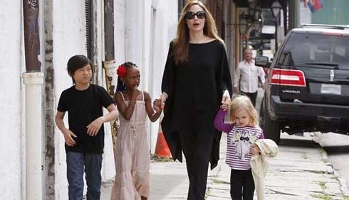 Angelina Jolie è di nuovo incinta?