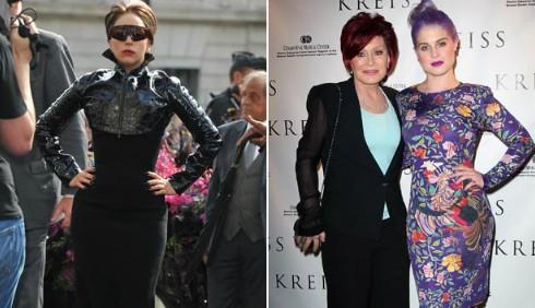 Lady Gaga: arriva mamma per difendere Kelly Osbourne