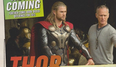 Thor: The Dark World, prima foto ufficiale