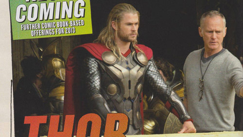 Thor: The Dark World, prima foto ufficiale