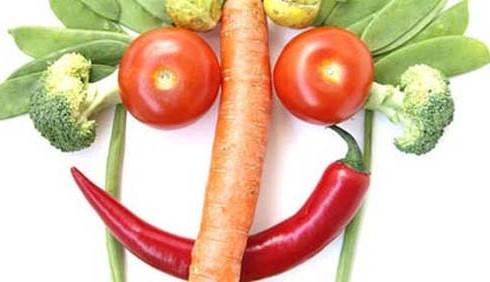 Ricette per verdure buone e colorate in tavola