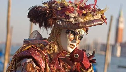 Viaggio a Venezia per il carnevale