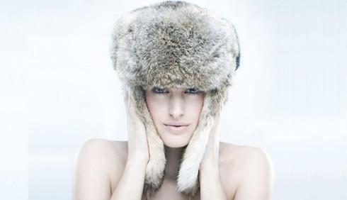 Colbacco: caldo cappello fashion per l'inverno