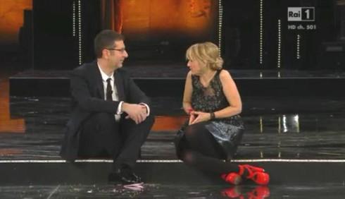 Sanremo 2013, Marco Mengoni e Modà favoriti dal pubblico