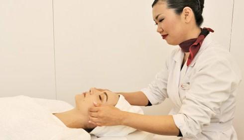Rx-massage: pelle giovane con le tecniche giapponesi