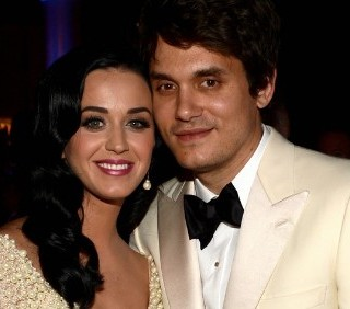 Katy Perry e John Mayer, foto
