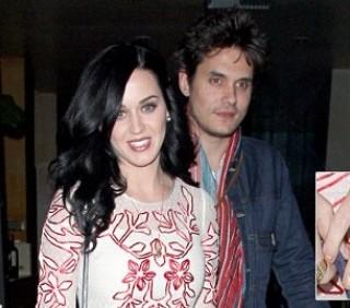 Katy Perry non è fidanzata ufficialmente con John Mayer