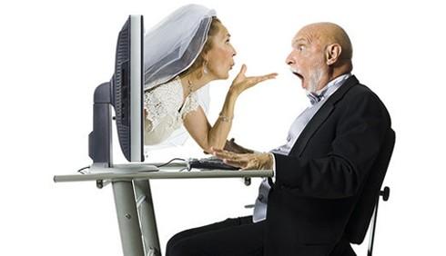 Scoprire il fidanzato su un sito d'incontri