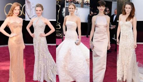 Oscar 2013: i migliori abiti del red carpet