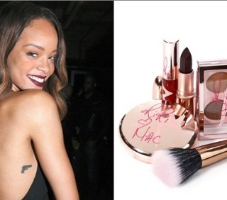 MAC e Rihanna insieme per una nuova linea make-up